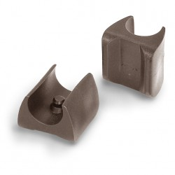 Chair Leg Caps, Outside Furniture Pads with Plastic Plug