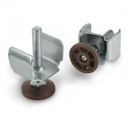 Furniture Levelers, Adjustable Chair Levelers