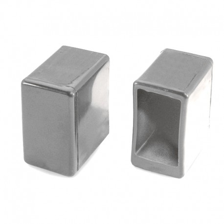 Chair Leg Caps, Squared Shape