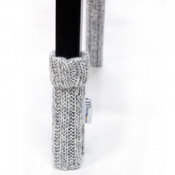 Chair Socks, Crocheted Chair Leg Socks