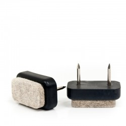 Nail On Felt Pads for Furnture and Chairs