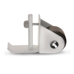 Chair Casters for Hardwood Floors, for Metal Tube Chair Legs