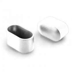 Chair Leg Caps, Outside Furniture Pads Oval Shape